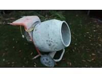 Belle 240v Cement Mixer