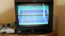 Retro Gaming CRT Monitor
