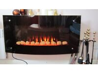 LOVELLY FLAIM EFFECT FIRE WITH REMOTE