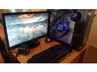 Gaming PC: i7, 8gb RAM, 1TB HDD, GeForce GTX 750ti & More..