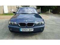 2004 BMW 320D SE MANUAL 6SPEEDS DIESEL 4DOOR FULL SERVICE HISTORY