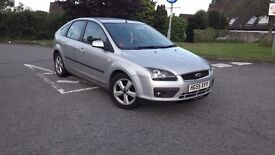 Ford Focus 55Plate Silver
