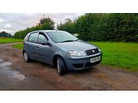 Fiat punto 1.2 active full service history low mileage 10 months mot