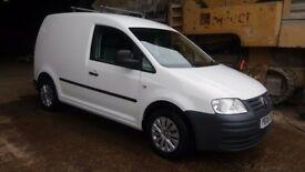 Volkswagon Caddy 2.0 sdi 2008/08 83k 1 owner very clean van