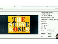 Stone roses tickets Sunday
