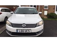 VW PASSAT 2011 1.6tdi Low Mileage