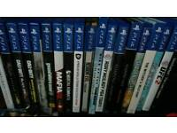 Ps4 2tb and ps vita with games
