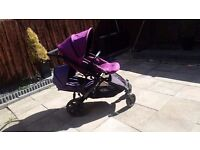 Britax B Dual Double Buggy