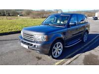 Range Rover sport 2.7tdv low mileage 2006 part ex up or down or swop considered