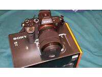 Sony a7-2 (MK2) + 28-70mm lens NEW