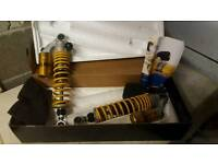 Ohlins kawasaki rear shocks