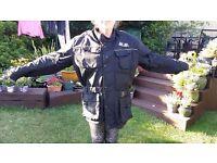 Motor Bike Jacket XXXL ** MUST LOOK **