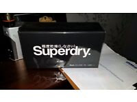 superdry aftershave reduced for quick sale