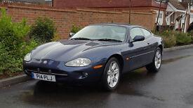 Jaguar XK8 4.0 Coupe (1998/S Reg) + 65k Miles + FSH + (Genuine Low Mileage Example) +