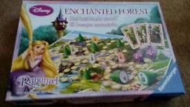 Rapunzel enchanted forest game Ravensburgar