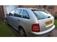 Skoda Fabia 1.9 TDI 2001 Estate