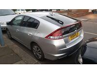 PCO CAR FOR HIRE MINICAB, Honda Insight Hybrid, Vauxhall Zafira Tourer 7 Seater, Toyota Prius