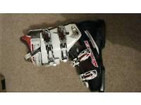 Nordica Speedmachine 10 ski boots (mens)- size 26.5 / uk 8.5
