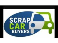 Wanted scrap car bought for cash