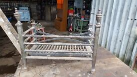 firegrate basket for wood or coal fireplace