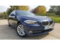 2010 BMW 520d Saloon F10 5 Series 1 Owner from New Full BMW Service History