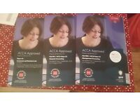 "BPP ACCA Books ""Practice & Revision Kit"", F2/F3/F4 Brand new"