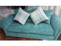 2 & 3 seater sofas Marine Green