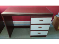 Desk / Dressing Table with Stool