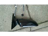 AUDI A6 C6 OFF SIDE WING MIRRORS