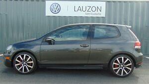 2012 Volkswagen Golf GTI manuel 18''