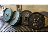 50 k. Weights for sale