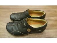 Clark's un loop Flat shoes