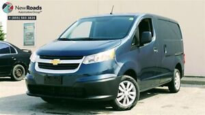 2015 Chevrolet City Express 1LT 1LT, ONE OWNER, NO ACCIDENT,...