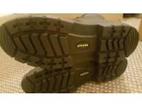 Apache industral footwear