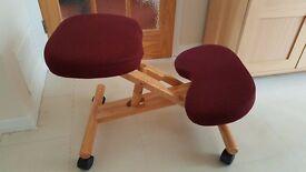 Kneeling Chair like new