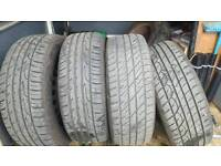 205 55 16 wheels and tyres