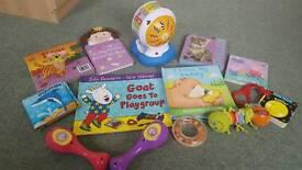Toy & Book bundle + jigsaw pic 2