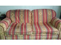 4 seater sofa- FREE TO COLLECT