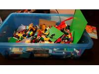 Branded Lego