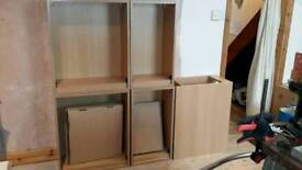 JOB LOT (new) For Quick Sale - HOWDEN KITCHEN CARCASES + MORE