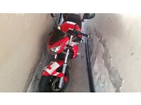 Would px for a crosser Price drop need gawn asap gilera dna 125cc