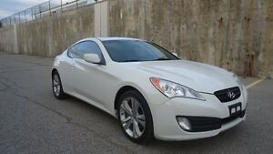 2012 Hyundai Genesis Coupe PREMIUM PKG,2.0 L TURBO,LEATHER