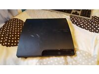 Playstation 3 Slim with GTA V, Controller and power lead for sale