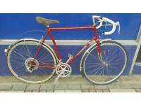 Falcon road racer touring bike bicycle