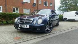Mercedes Benz 3.2 CLK