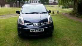Nissan Note, full service history, good as new