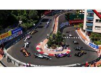 Forumla 1 Monaco 2018 Grand Prix
