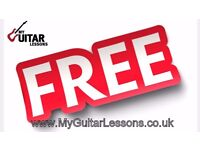 FREE GUITAR LESSON FOR KIDS & BEGINNERS IN LEEDS, YORK AND MORE.