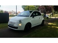 FIAT 500 TWIN AIR 850 CC ROAD TAX FREE LOW MILEAGE EXCELLENT CONDITION