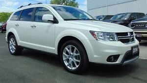 2014 Dodge Journey R/T AWD - SUNROOF - ONLY 24,900 KMS!!!!